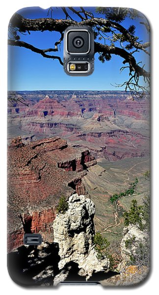 South Rim Of The Grand Canyon Galaxy S5 Case