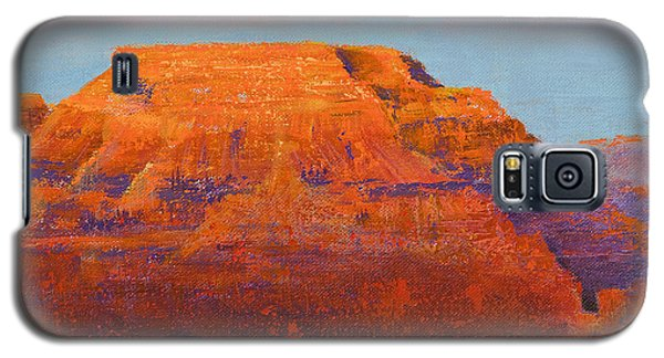 South Rim Sunset Galaxy S5 Case by Margaret Bobb