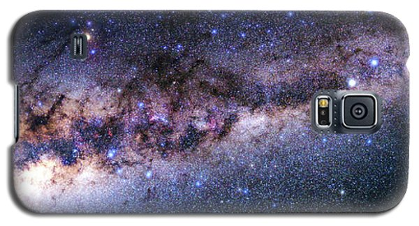 Southern View Of The Milky Way Galaxy S5 Case