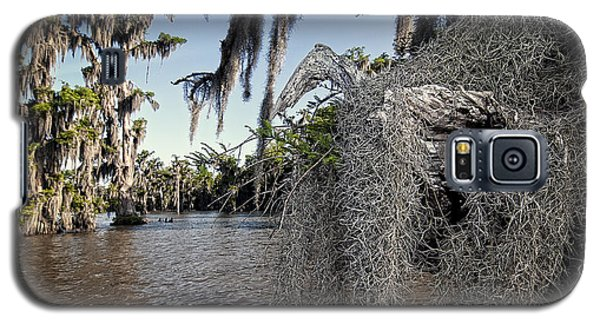 Spanish Moss Galaxy S5 Case by Andy Crawford