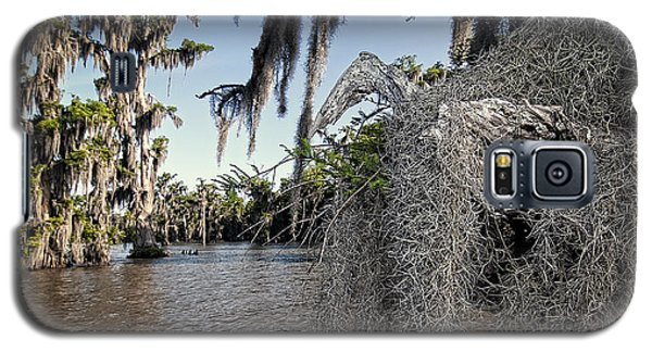 Spanish Moss Galaxy S5 Case