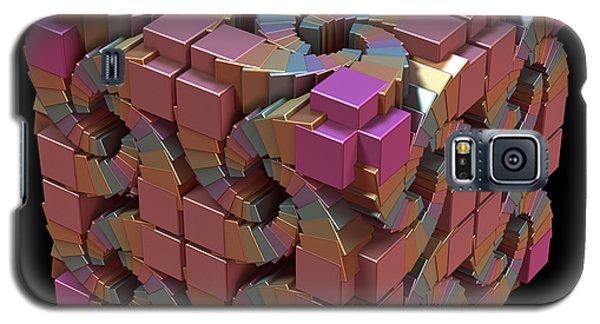 Spiral Box IIi Galaxy S5 Case