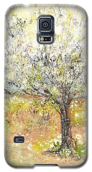 Spring Galaxy S5 Case by Evelina Popilian