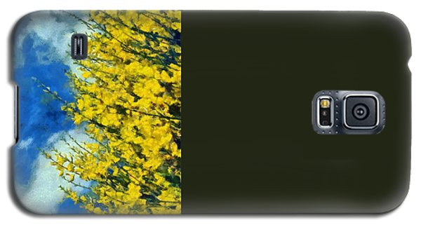 Spring Wild Flowers Galaxy S5 Case by George Atsametakis