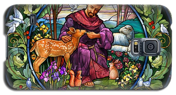 St. Francis Of Assisi Galaxy S5 Case