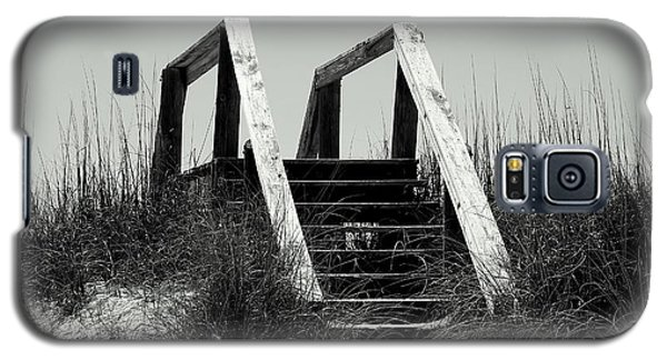 Galaxy S5 Case featuring the photograph Stairway To Heaven by Debra Forand