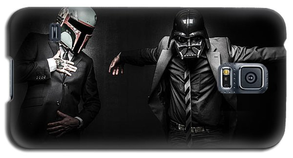Galaxy S5 Case - Starwars Suitup by Marino Flovent