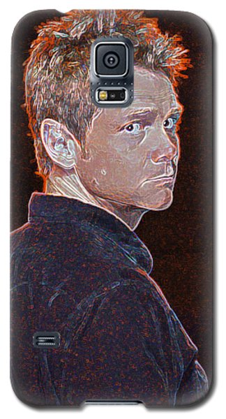 Galaxy S5 Case featuring the photograph Steven Curtis Chapman by Don Olea