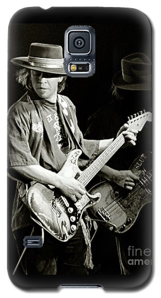 Florida State Galaxy S5 Case - Stevie Ray Vaughan 1984 by Chuck Spang
