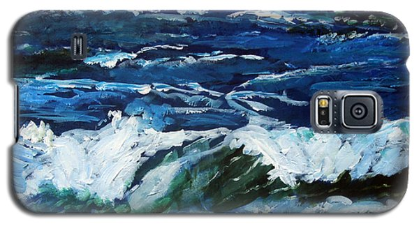 Storm Tide Or Blowin In The Wind Galaxy S5 Case