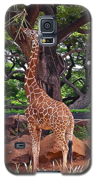 Stretching It Galaxy S5 Case