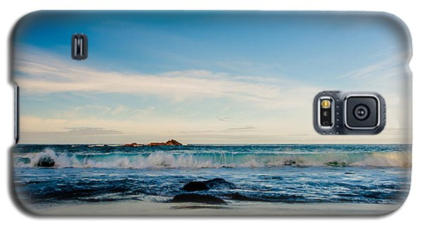 Sunlight On Beach Galaxy S5 Case