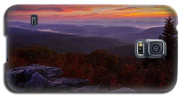 Sunrise At Dolly Sods In West Virginia Galaxy S5 Case
