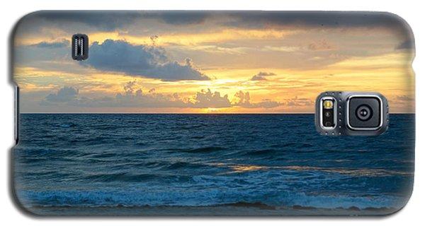 Sunrise In Deerfield Beach Galaxy S5 Case