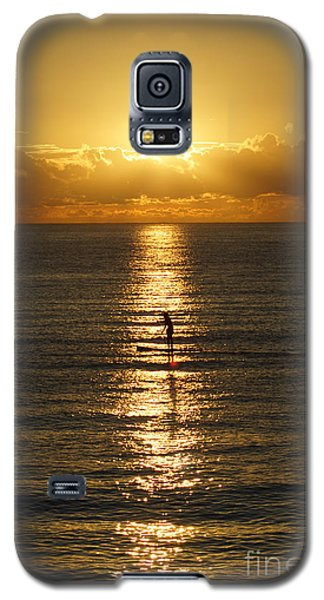 Galaxy S5 Case featuring the photograph Sunrise In Florida Riviera by Rafael Salazar