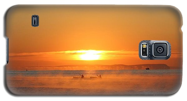 Sunrise Galaxy S5 Case by Katy Mei