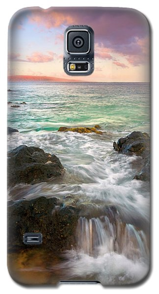 Sunrise Surge Galaxy S5 Case by Mike  Dawson
