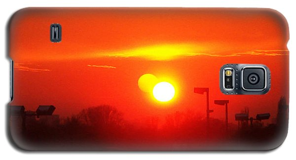 Galaxy S5 Case featuring the photograph Sunset by Jasna Dragun