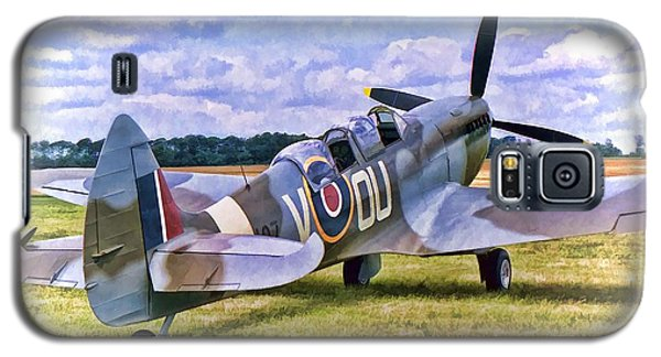Supermarine Spitfire T9 Galaxy S5 Case