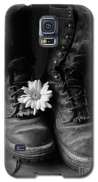 Sweat And Fire Worn Galaxy S5 Case