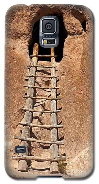 Talus House Front Door Bandelier National Monument Galaxy S5 Case