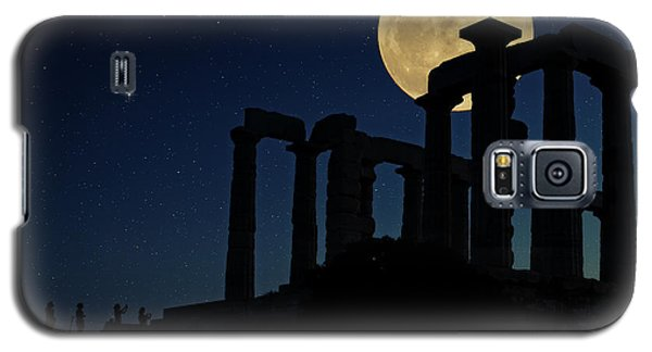 Temple Of Poseidon  Galaxy S5 Case