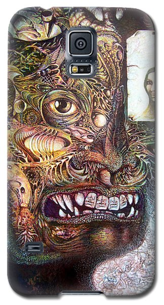 The Beast Of Babylon Galaxy S5 Case