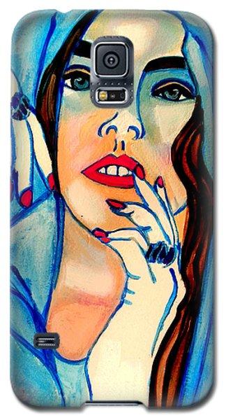 The Blue Hood Galaxy S5 Case