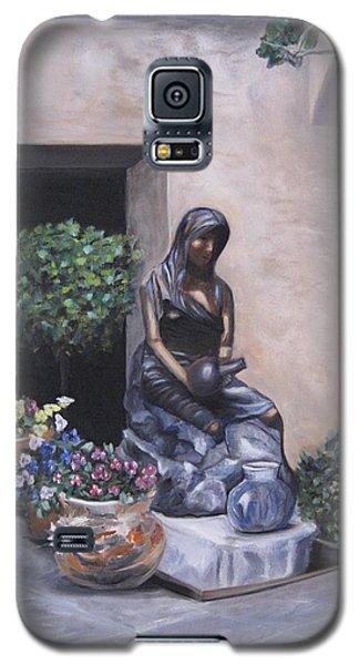 The Courtyard Galaxy S5 Case