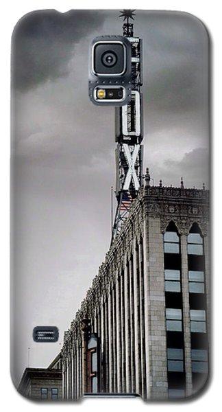 The Detroit Fox Galaxy S5 Case