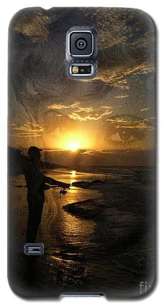 The Fishing Lure Galaxy S5 Case by Megan Dirsa-DuBois