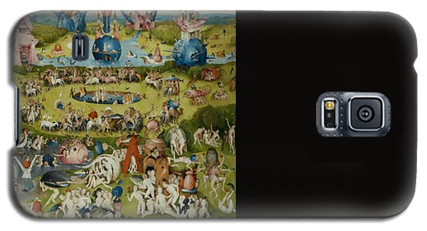 The Garden Of Earthly Delights Galaxy S5 Case