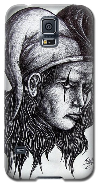 The Jester Galaxy S5 Case