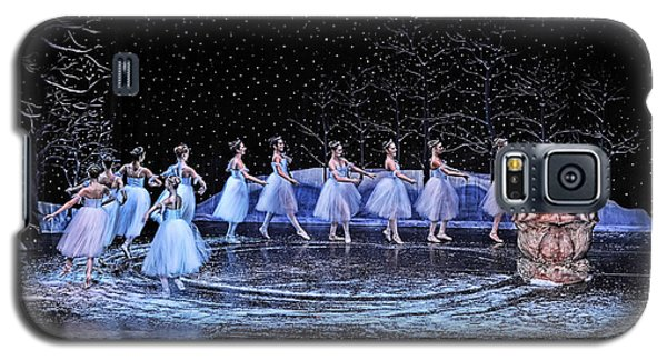 Galaxy S5 Case featuring the photograph The Nutcracker by Bill Howard