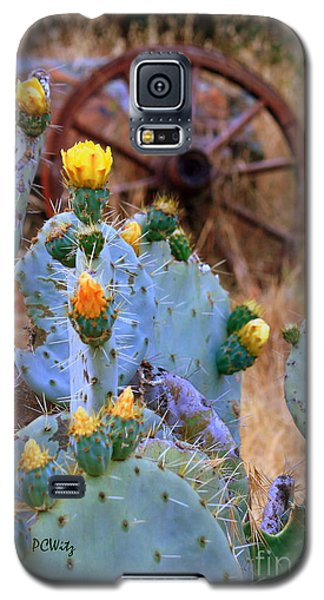 The Old West Galaxy S5 Case