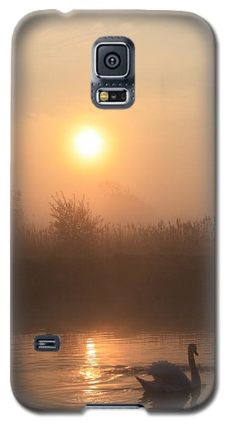 The Peace Of Dawn Galaxy S5 Case by Linsey Williams