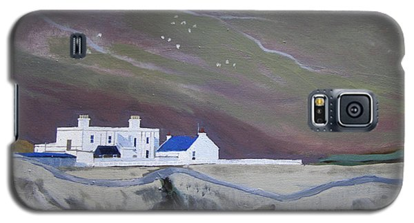The Shore Station At Burrafirth Galaxy S5 Case