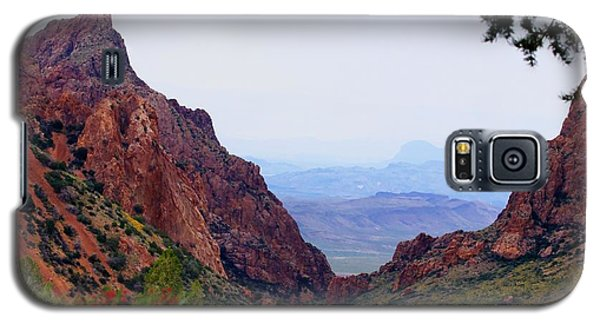 Galaxy S5 Case featuring the photograph The Window by Dave Files