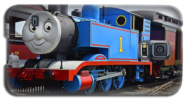Thomas The Engine Galaxy S5 Case