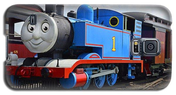 Thomas The Engine Galaxy S5 Case