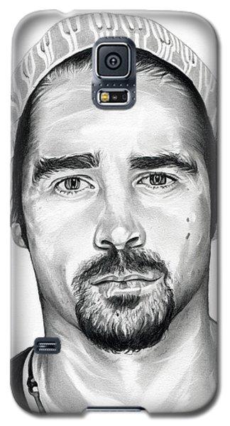 Total Recall  Colin Farrell Galaxy S5 Case