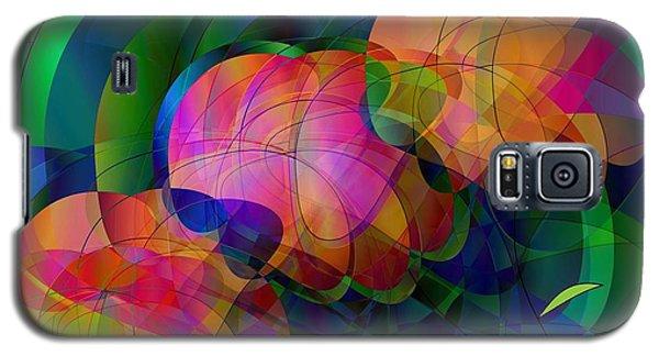 Trio Galaxy S5 Case by Iris Gelbart