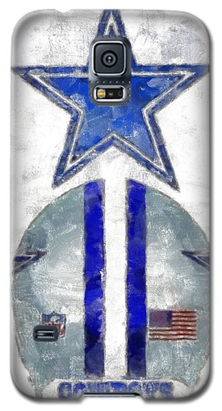 True Blue Galaxy S5 Case by Carrie OBrien Sibley