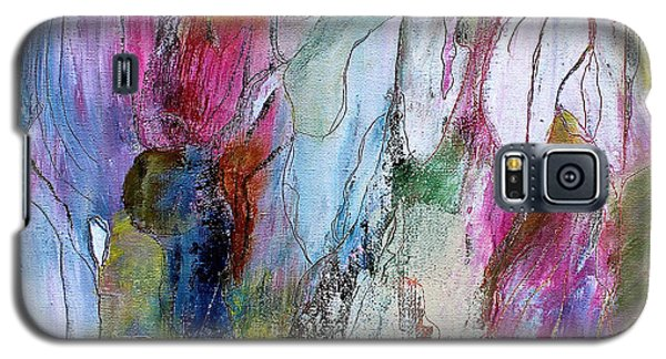Under The Ice Of Venus Galaxy S5 Case by Bellesouth Studio