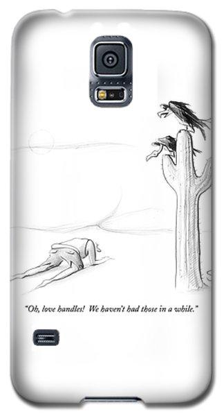 Love Handles Galaxy S5 Case