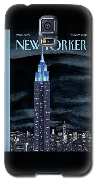 New Yorker November 19th, 2012 Galaxy S5 Case