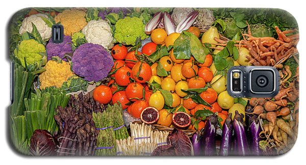 Usa, Massachusetts, Boston, Boston Food Galaxy S5 Case by Jim Engelbrecht