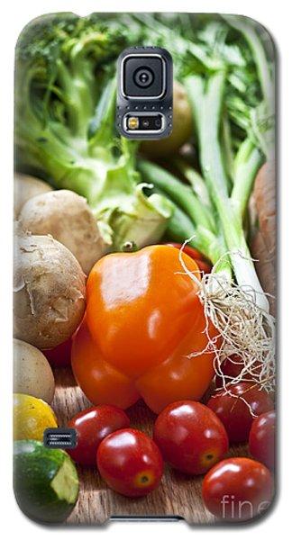 Vegetables Galaxy S5 Case