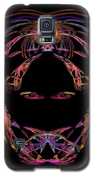 Veiled Lady Galaxy S5 Case