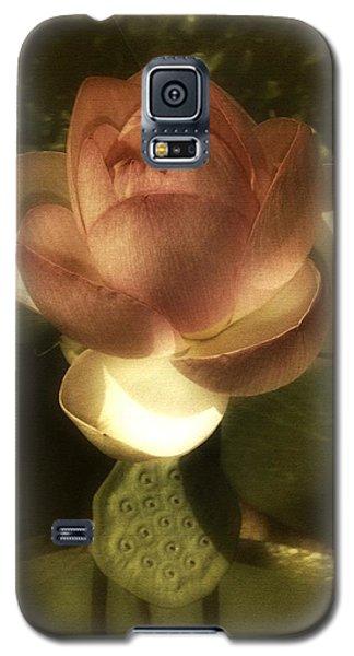 Vintage Lotus Galaxy S5 Case